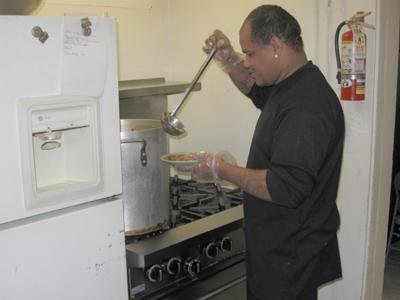 Volunteering In Cincinnati Soup Kitchens